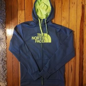 1a201e247 The North Face Surgent Half Dome Full Zip Hoodie S